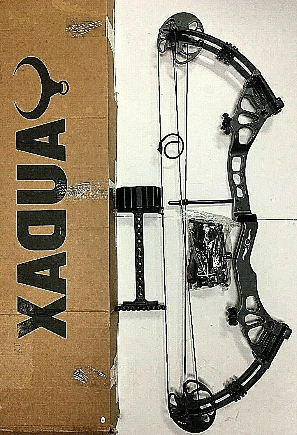 Audax Adult Compound Bow Package, Hand Hunting Archery