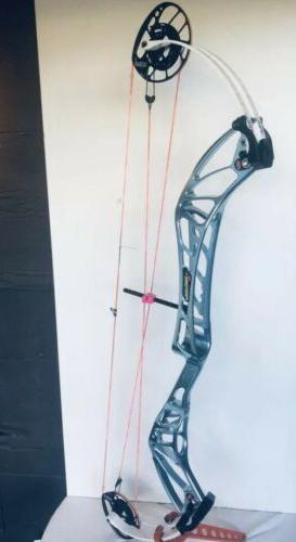perform x 60lb rh compound target bow