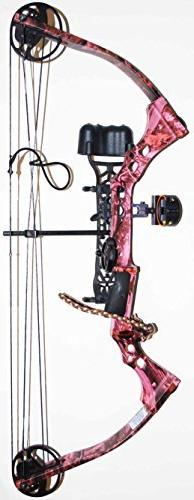 PSE Stinger X RTS Red Skull Works 70# Right Hand Package Set