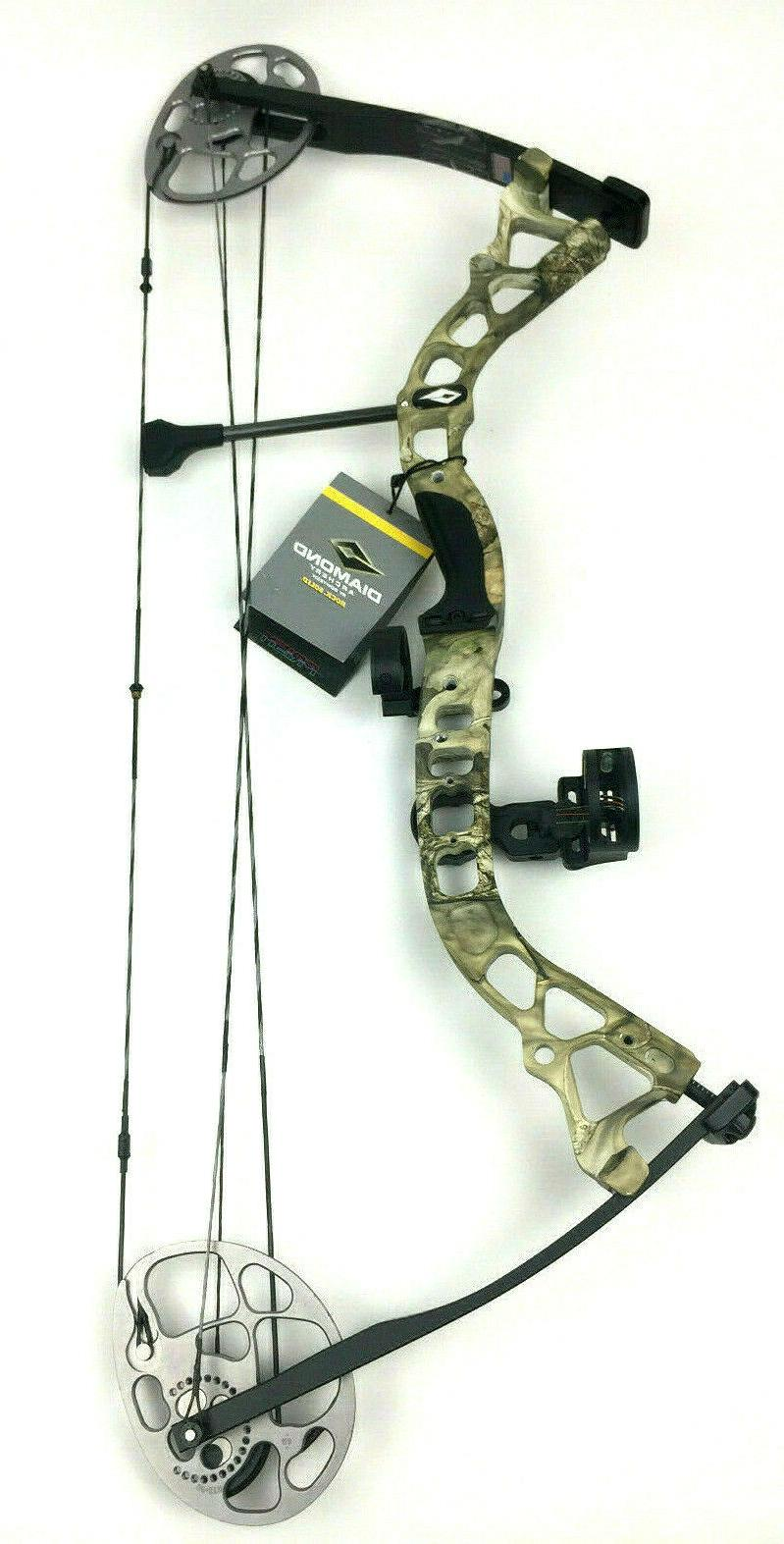 prism compound bow left hand