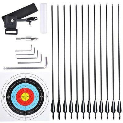 20-70lbs Compound Hand Kit Arrow Camo Set