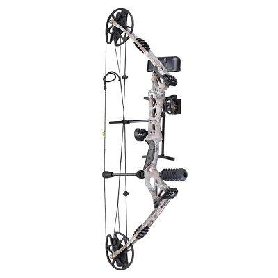 Pro Compound Right Bow Target 20-70lbs Camo Set