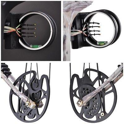 Pro Bow Archery Target Hunting 20-70lbs Set