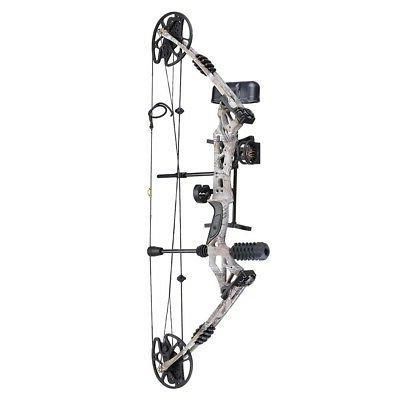 Pro Bow Kit w/ Adjustable 20 to Archery Set Camo