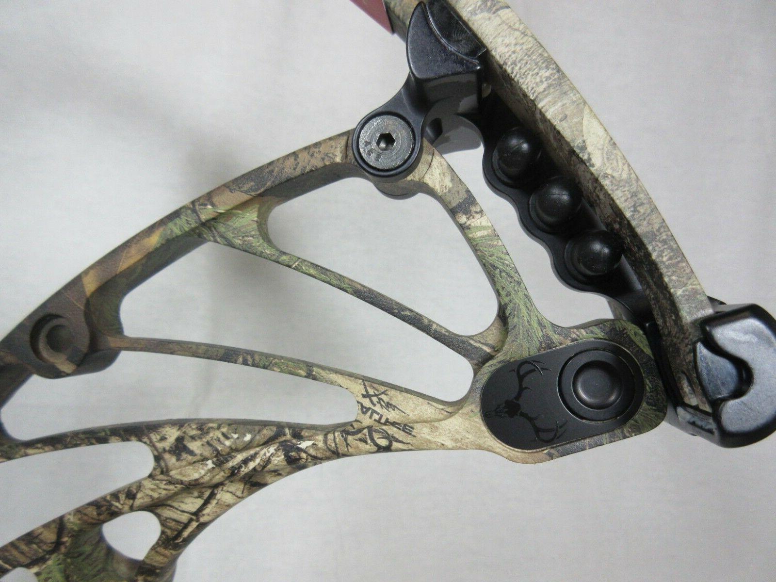 Hoyt Defiant Compound Bow Camo Various Hand