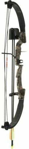 PSE Archery Maxim Youth Compound Bow Set Draw up 22lbs Axle
