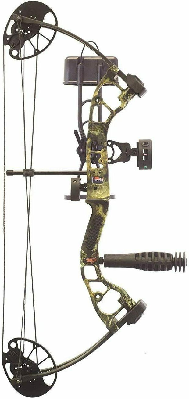 PSE Mini Burner Compound Package Mossy Country lb