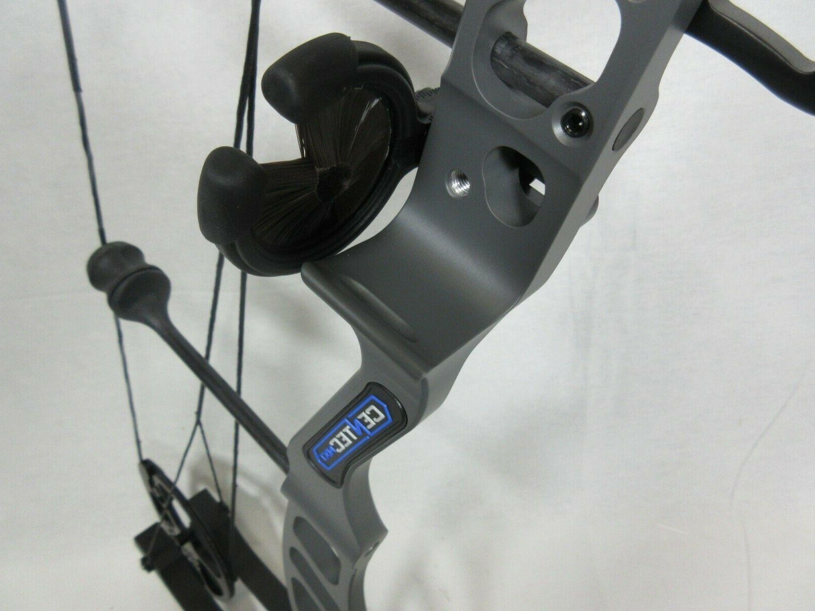 G5 Quest Right 15-45# Compound Package Grey