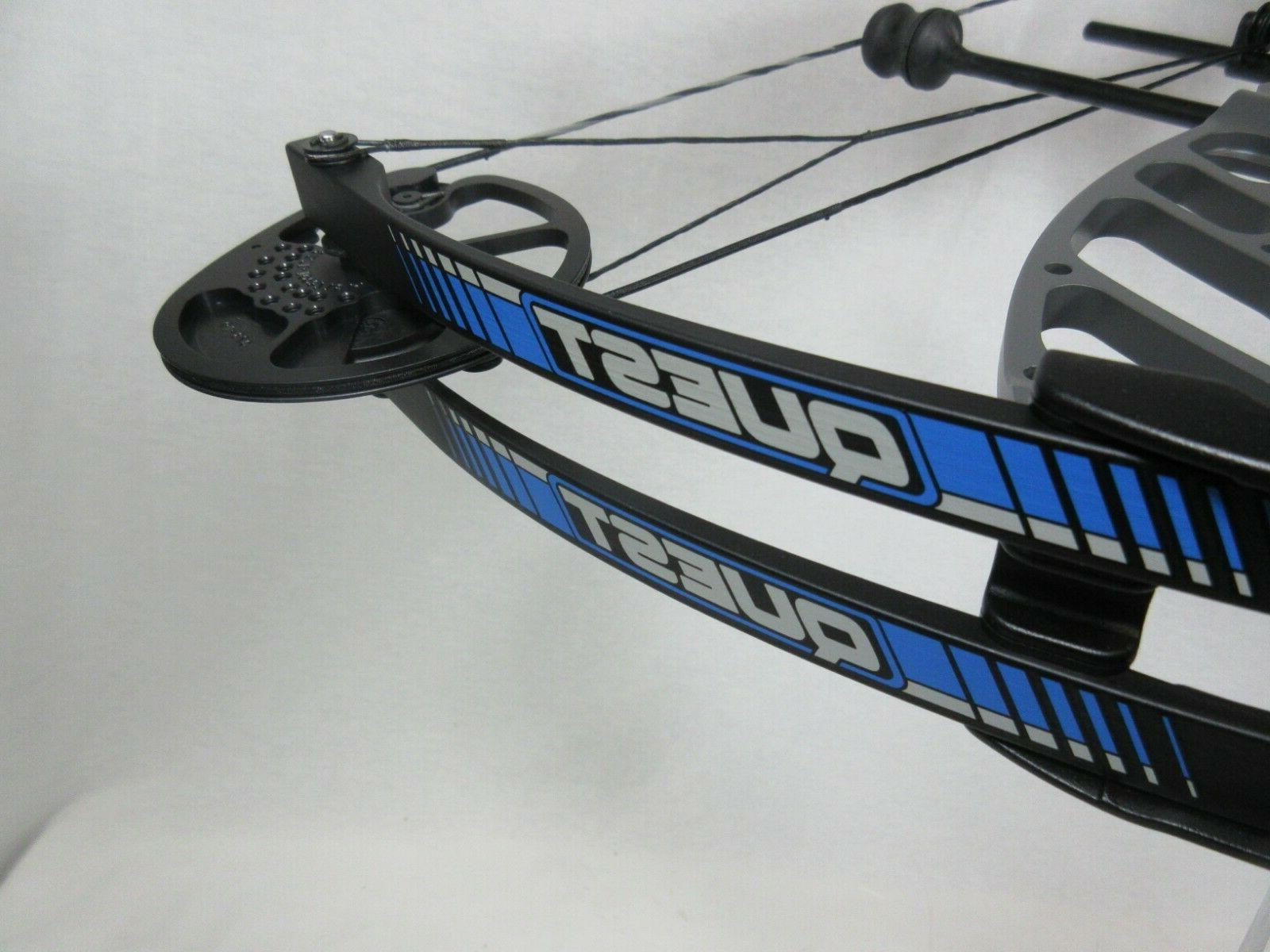 G5 Quest NXT Right Hand 15-45# Compound Bow