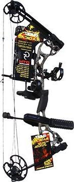Quest Radical Left Hand Package, AP, 17.5-30-Inch/40-Pound