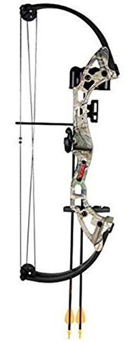 Right Handed Brave Bear Bow & Arrow Adult Archery Hand Guard