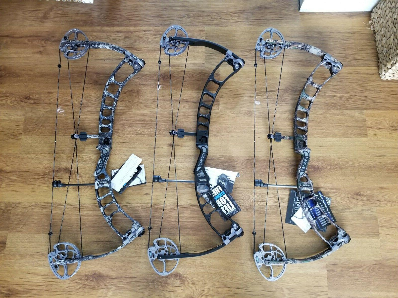 rize compound bows brand new 2018 sealed