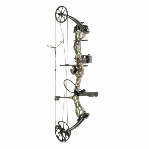 rth compound bow package av02a11097r with arrow