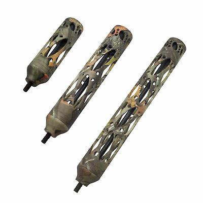 SAS Archery Bow Stabilizer Vibration