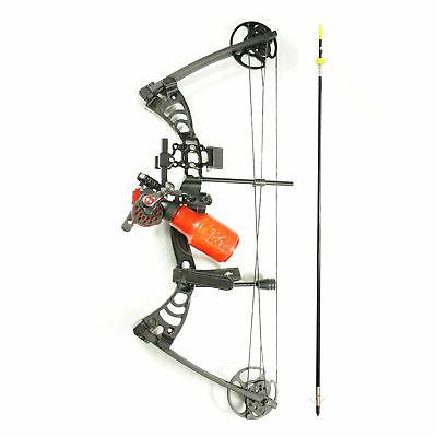 scorpii compound bowfishing bow winch pro reel