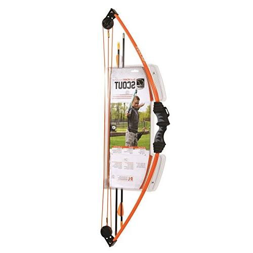 Bear Archery Scout Set Orange -