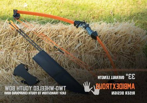 Bear Scout Youth Bow Purple
