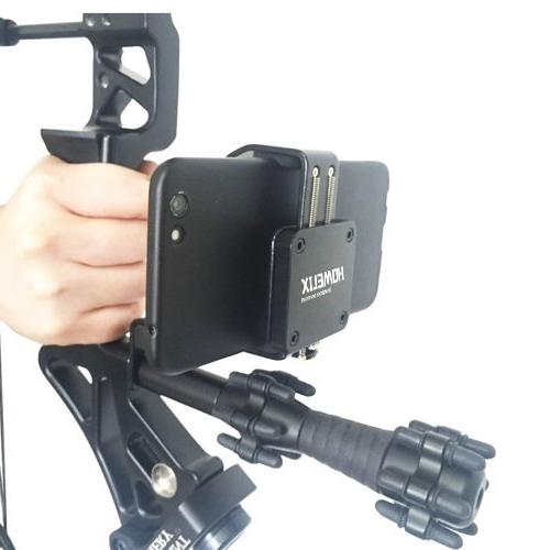 Homelix Camera Bow Phone Mount Use with Iphone,samsung,gopro,