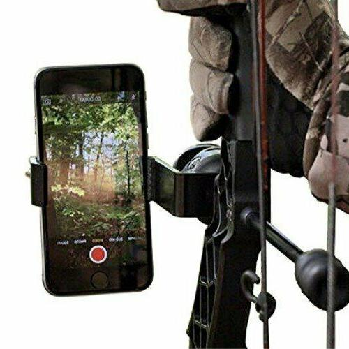 smartphone bow phone mount