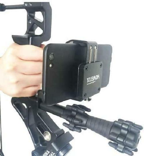 Smartphone Bow Mount for Iphone,samsung,gopro, and More