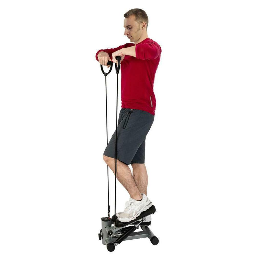 Sports Aerobic Fitness Air Stair Exercise Machine Equipment