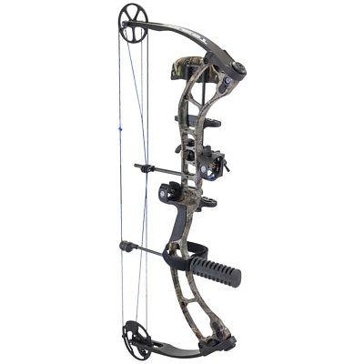 "Quest Storm Package Bow 23-27""/60 lb, Left Hand, Realtree Xt"