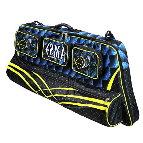 sublimated bow case