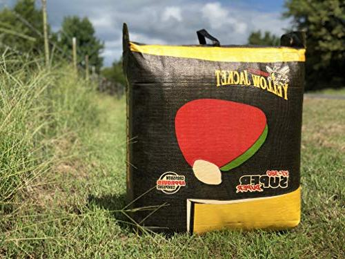 Morrell Super Duper Point Bag Archery Target - and to