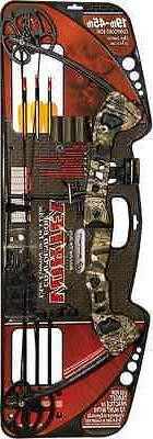 The Barnett Vortex Junior Adjustable Compound Bow Archery -