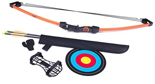 upland youth compund bow set