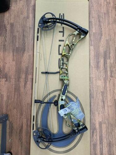 valor compound bow 60lbs your choice of