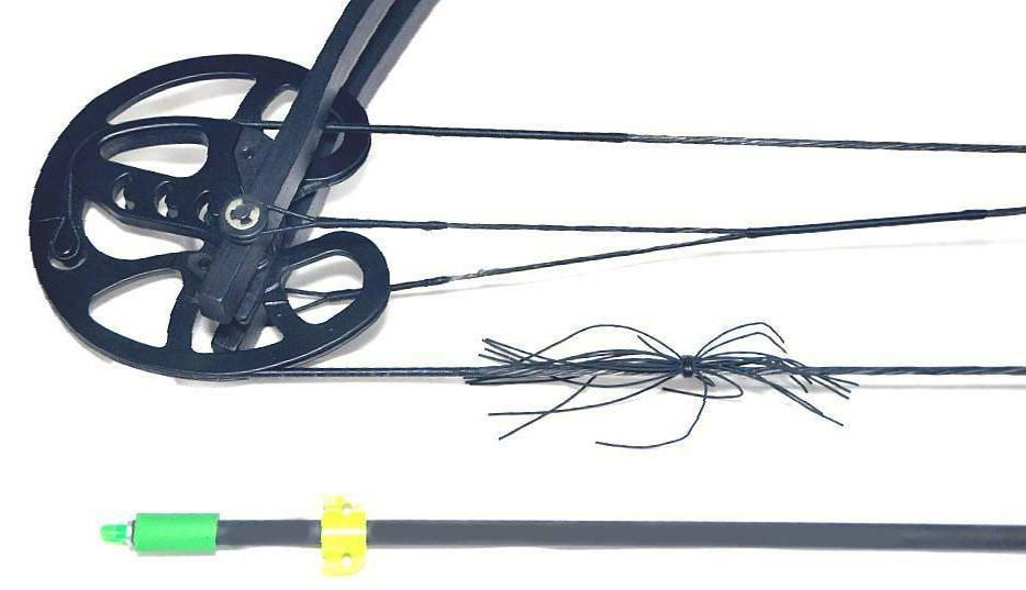 "Barnett ""Lite"" Bow Fishing / Hunting Compound w/ Reel Arrow"
