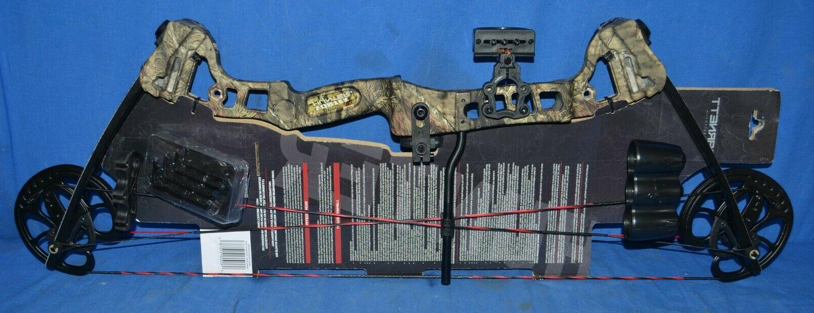 Barnett Vortex Hunter 45-60LB Right-Handed