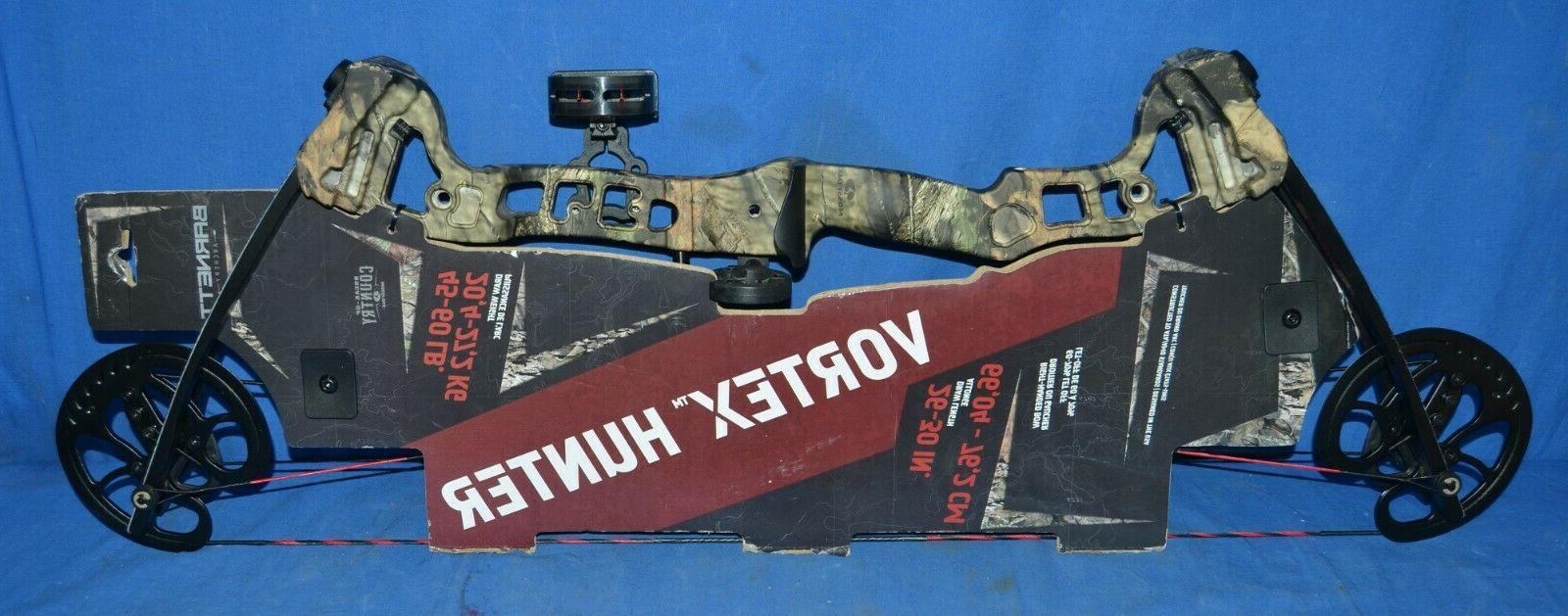 vortex hunter 45 60lb right handed bow