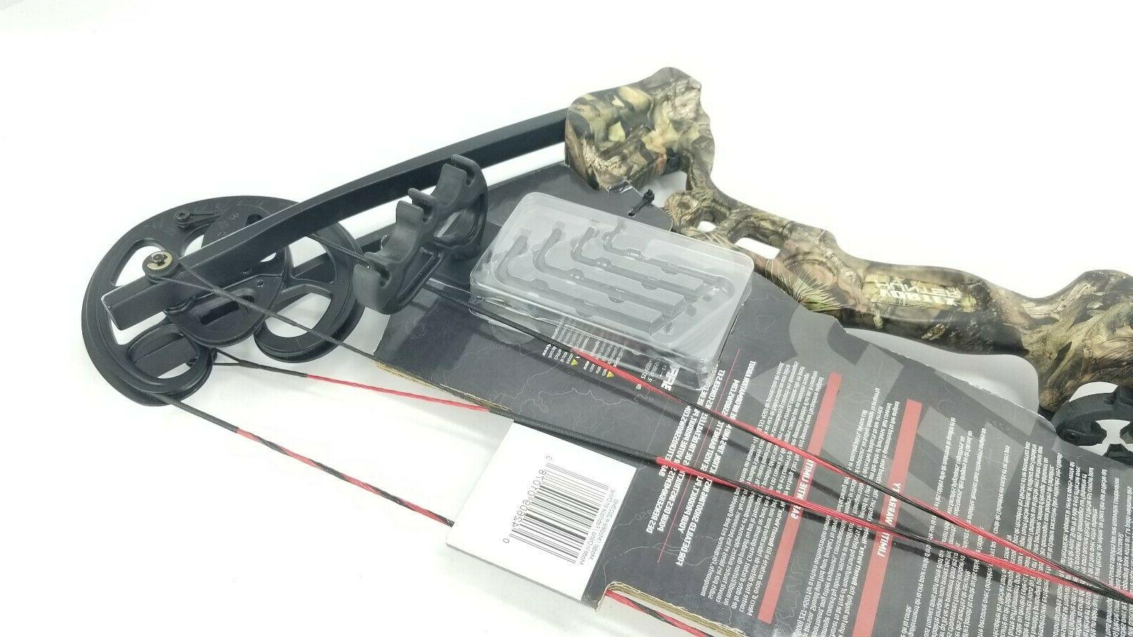 Barnett Compound Bow Right Handed 45-60 LBS Off
