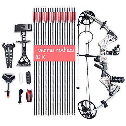 xgeek archery compound hunting bow