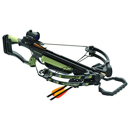 Barnett Youth Compound Crossbow, Per Second, Black, Large