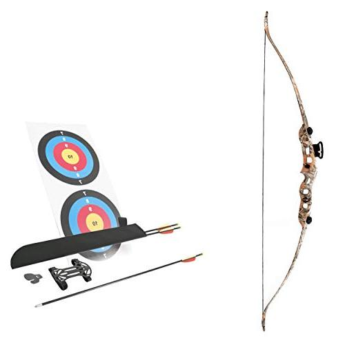 youth axis recurve bow set