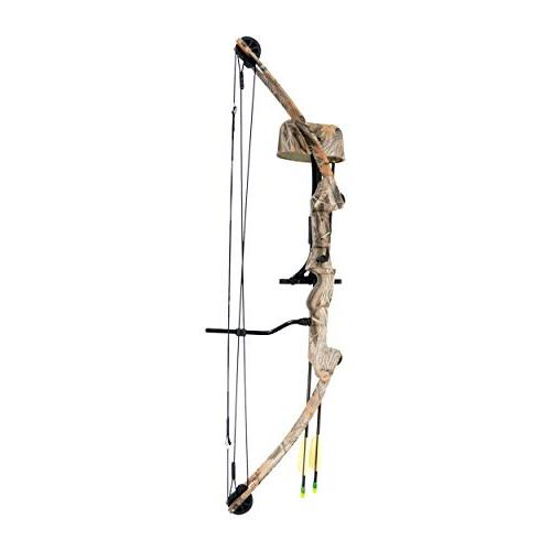 youth moose compound bow set