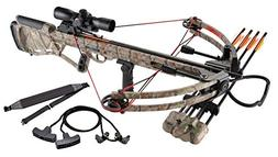 Leader Accessories Bows Crossbow Package 150lbs 325fps Arche
