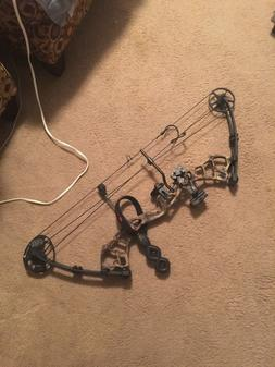 Left hand pse stinger compound bow- 45 lb