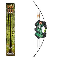 Barnett Lil Sioux Jr. Recurve Archery Set + Barnett Outdoors