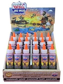 Compound Bow Original Lucas Gun Oil 18 x 2oz Bottles 10006 P