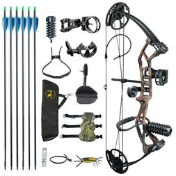 Topoint Archery M2 Youth Compound Bow Package Kids Children