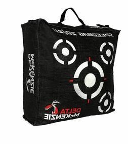 Delta McKenzie 70636 Speedbag 20/20 Backyard Archery Bag Tar