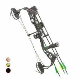 PSE Mini Burner RTS Package Black 40 Lbs. Right Hand