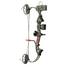 PSE Mini Burner XT 11-28-Inch Right Hand Bow System, Infinit