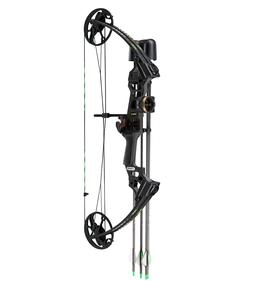 MISSION CRAZE VERSA COMPOUND BOW NEW IN BOX GEN X BRAND NEW