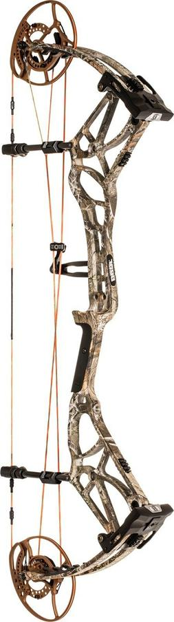 Bear Archery Moment 45-60# RH Compound Bow Realtree Edge