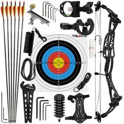 LIVABIT Morningedge Archery Set Ambidextrous Lightweight Com